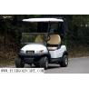 China Carrinho de golfe de Seater da parte alta 2, carrinhos de golfe postos bondes com tampa traseira wholesale
