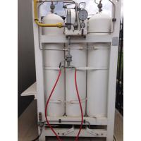 CNG Cylinder Cascade Tanks 150L X 30PCS , CrMo Steel Residential Natural Gas Tank