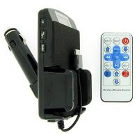 China FM Transmitter + Car Charger + Remote for iPhone 4S 4 4G 3GS 3G 2G iPod Touch wholesale