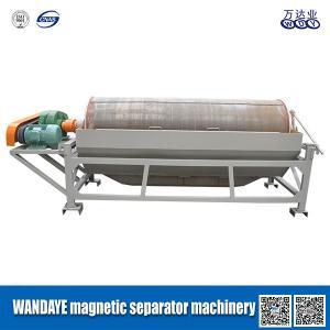 Buy cheap Pilha do cilindro magnético/máquina magnética do separador para a mineração, o Electroceramic e os produtos químicos from wholesalers