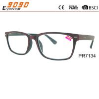 China 2017 new style reading glasses ,made of PC frame ,suitable for men and women wholesale