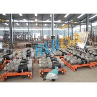 China Custom Twin Cage SC200 Goods Construction material Lifting Hoist 0 - 60 m / min SC270/270 wholesale