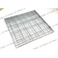 China Light Duty Riveted Steel Flat Bar Grating Astma 36 Press Lock Steel Grate wholesale