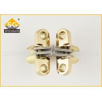 Buy cheap Zamak Folding Door Hardware Small Concealed Hinges Soss Cerniera from wholesalers