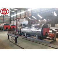 China Industrial 0.5-20 Ton Fuel Natural Gas Diesel Oil Fired Steam Boiler Specification wholesale