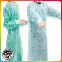 China LQ disposable sterile gown special design for Africa market on sale