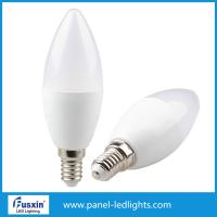 China 480LM High CRI E27 E14 LED Bulb Light 6W Led Candle Lamp High Efficiency wholesale