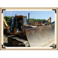 China CAT D5G LGP Caterpillar 3046T Second Hand Bulldozers 99hp 9 km/h wholesale