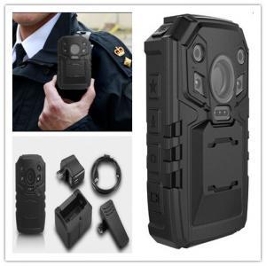 Buy cheap Камеры ККТВ полиции Амбарелла 5МП КМОС несенные телом с множественным разрешением записи Х.264 from wholesalers
