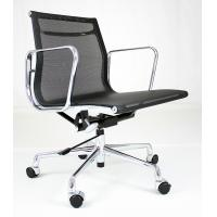 China Durable Swivel Mesh Office Chair , Adjustable New Design Back Executive Chair wholesale