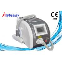 ND YAG Laser Tattoo Removal Machine , freckle Clear Skin rejuvenation Equipment