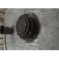China Silver Paint Vacummize Plate Industrial Drying Machine With Heat Transfer Oil wholesale