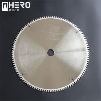 China Noferrous metal Cutting Saw Blade , Chop Saw Blade For Cutting Aluminum wholesale