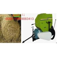 China hot selling Round bales of silage machine 0086-13939083413 wholesale