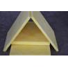 Fire Proof Glass Wool Sound Insulation Board 96 Kg/m3 , Rock Wool Blanket