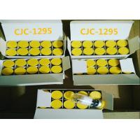 China Medical Human Growth Peptides CJC-1295 Without DAC For Muscle Growth wholesale