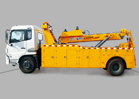 Quality 5000kg XCMG tow trucks XZJ5160TQZA4, Breakdown Recovery Truck for treating vehicle failure and accidents for sale