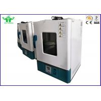 Buy cheap 100-120/200-240V Forced Blast Hot Air drying oven Environmental Test Chamber ±1.0 ℃ from wholesalers