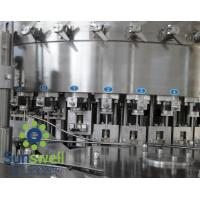 Liquid CSD, cola, wine bottle carbonated  filling machines, water bottling machinery
