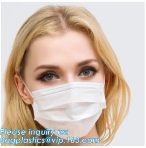 China medical consumables disposable 3 Ply Surgical Non-Woven Medical face masks,Non-woven 2ply /3 ply ear loop medical dispos wholesale