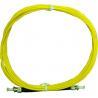 China Câble de fibre optique professionnel de correction pour les postes de travail se reliants à l'intérieur de construire FTTD wholesale