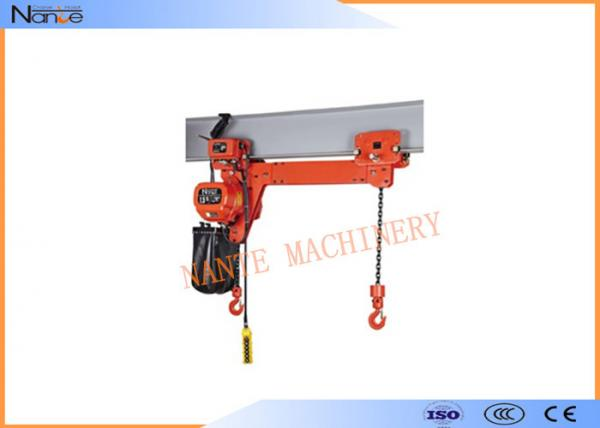 Quality Hoisting Equipment  Electric Chain Hoist Planetary Reducer ISO9001 CE CCC for sale