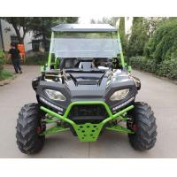 China 4 Stroke Single Cylinder Gas Utility Vehicles 150cc With Front Dual Hydraulic Disk  on sale