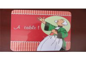 China Biodegradable Dinnerware Melamine Christmas Dinner Plates For Children Gift on sale