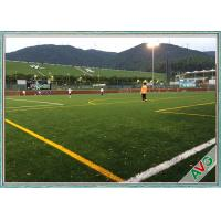 UV Resistant Soccer Synthetic Grass Long Life All Weather FIFA Standard