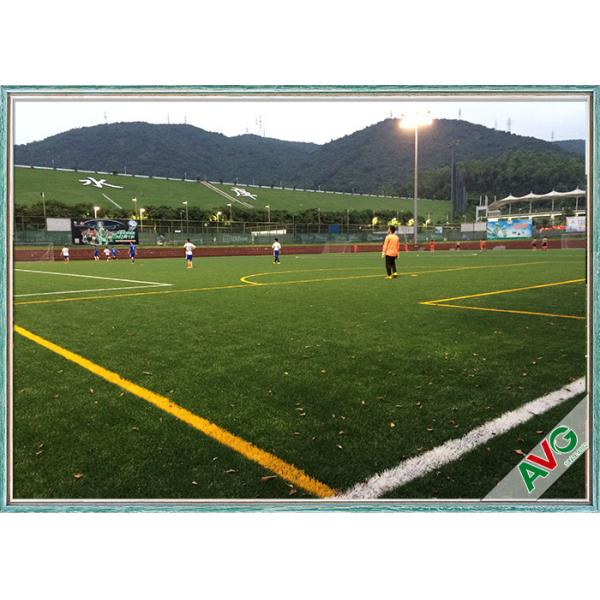 Quality UV Resistant Soccer Synthetic Grass Long Life All Weather FIFA Standard for sale