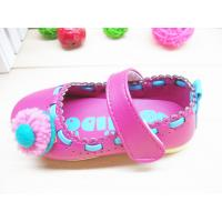 China 2015 new arrival princess shoes flat heel PU Spring&Autumn little girl shoes wholesale