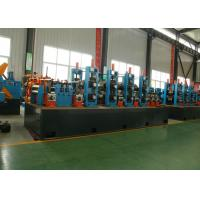 Buy cheap High Performance Durable ERW Pipe Mill Max 80m/Min Worm Gearing Speed from wholesalers