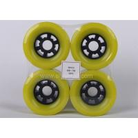 China pu wheels for skate board 83*44 customized pu pulley for skate board on sale