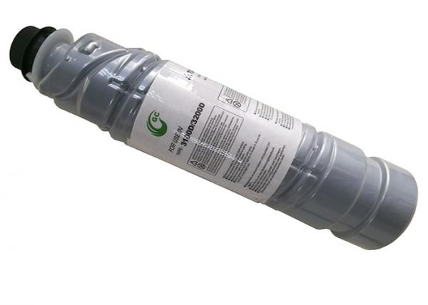 Quality MP3200D Ricoh Black Toner Cartridge Powder Aficio 350 700g Box Packaging for sale