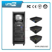 Buy cheap Modular Rack Mount UPS Uninterrupted Power Supply with Pure Sine Wave , Low from wholesalers
