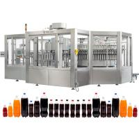 Buy cheap Competitive China Manufacturer 3 In 1 Automatic Carbonated Beverage Filling Machine For Coca Cola , Sprite from wholesalers