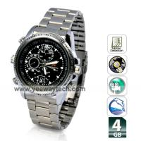 China Secret Agent Wristwatch with Camera + Motion Detector wholesale