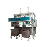 China Double Reciprocate Electronic Package Pulp Tray Machine 220V / 380V wholesale