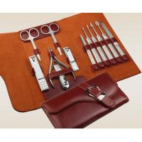 China Manicure Nails Set High Quality Stainless steel with Exquisite Gift Packaging wholesale