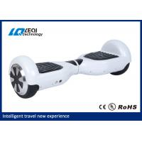 China Simple Operation 6.5 Inch Self Balancing Scooter With Low Battery Protection wholesale