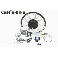 China 5000W Electric Bicycle Conversion Kit For High Power Fast Speed E Bike wholesale