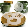 China Coffee Shaker Stencil wholesale