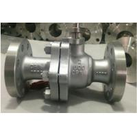 China ISO 15848 Cast Steel FB Full Bore Ball Valve Spiral Wound Gasket Metal To Metal wholesale
