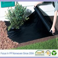 """China 43""""44"""" Width and Make-to-Order Supply Type garden weed control fabric wholesale"""