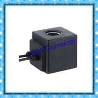China Electric Solenoid Valve Coil 24 Voltage DC Solenoid Coil in Flying Lead Type wholesale