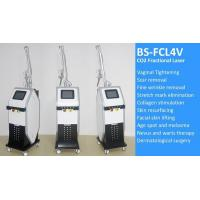 China Beauty Scar Removal CO2 Fractional Laser Machine For Vagina Tightening wholesale