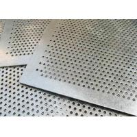 Annealing Annealing Aluminum Sheet Silver Color Staggered Cavities 3003 H14
