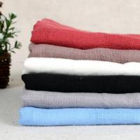 China Cheap Wholesale Fabric China Woven 100% Linen T-Shirt Fabric For Sale on sale