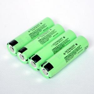 China Original Genuine Japan Panasoni NCR18650PF 2900mAh 3.7V 18650 10A Li-ion rechargeable battery wholesale