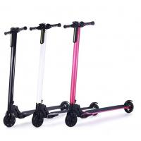 China 5 Inch Small Fold Up Electric Scooter 250W Motorized Razor Scooter wholesale